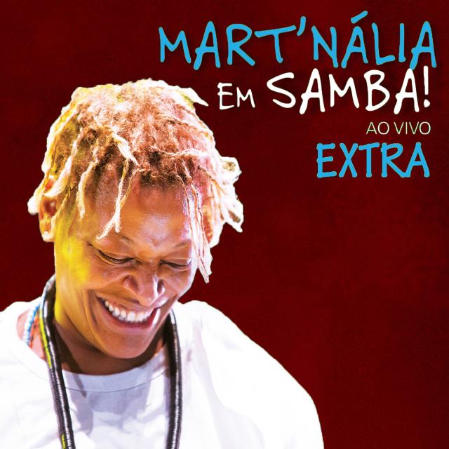 Mart´nália Em Samba! Ao Vivo – Extra (2014)