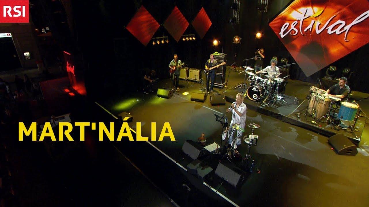 Mart'nália Live in Lugano (2019)