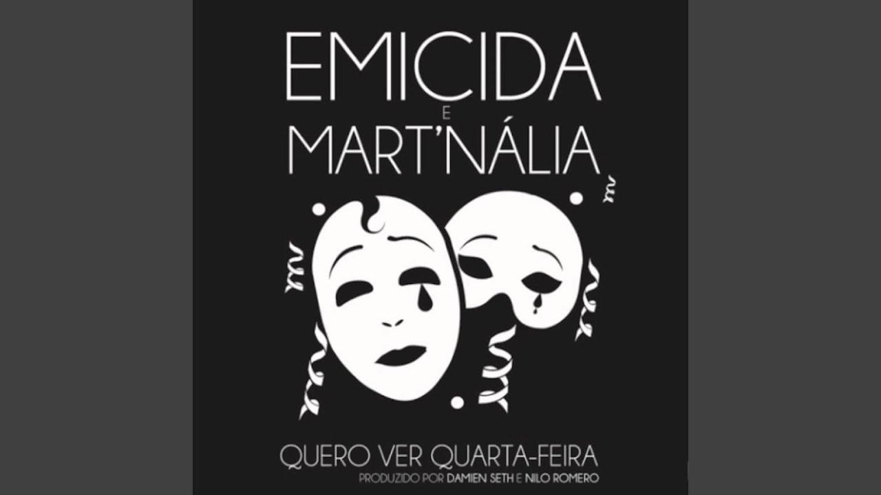 Mart'nália e Emicida (2011)