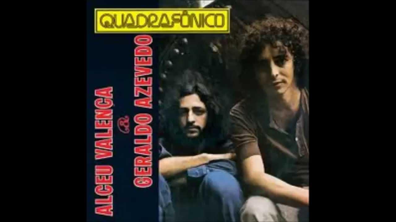 Quadrafônico – Alceu Valença & Geraldo Azevedo (1972)